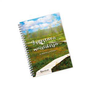 Innostava kasvustoorin muistikirja