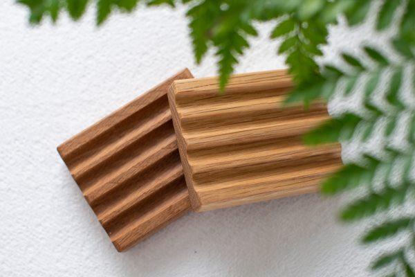 saippua-alusta puusta